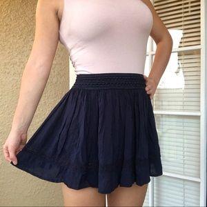 Aeropostale Circle Skirt